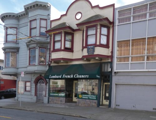 Mixed Use Property | 757 Lombard Street, San Francisco, CA
